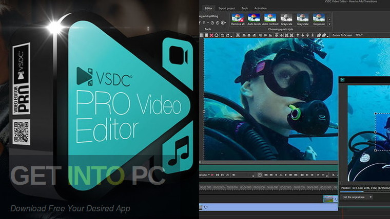 VSDC Video Editor Pro 2020 Free Download PcHippo