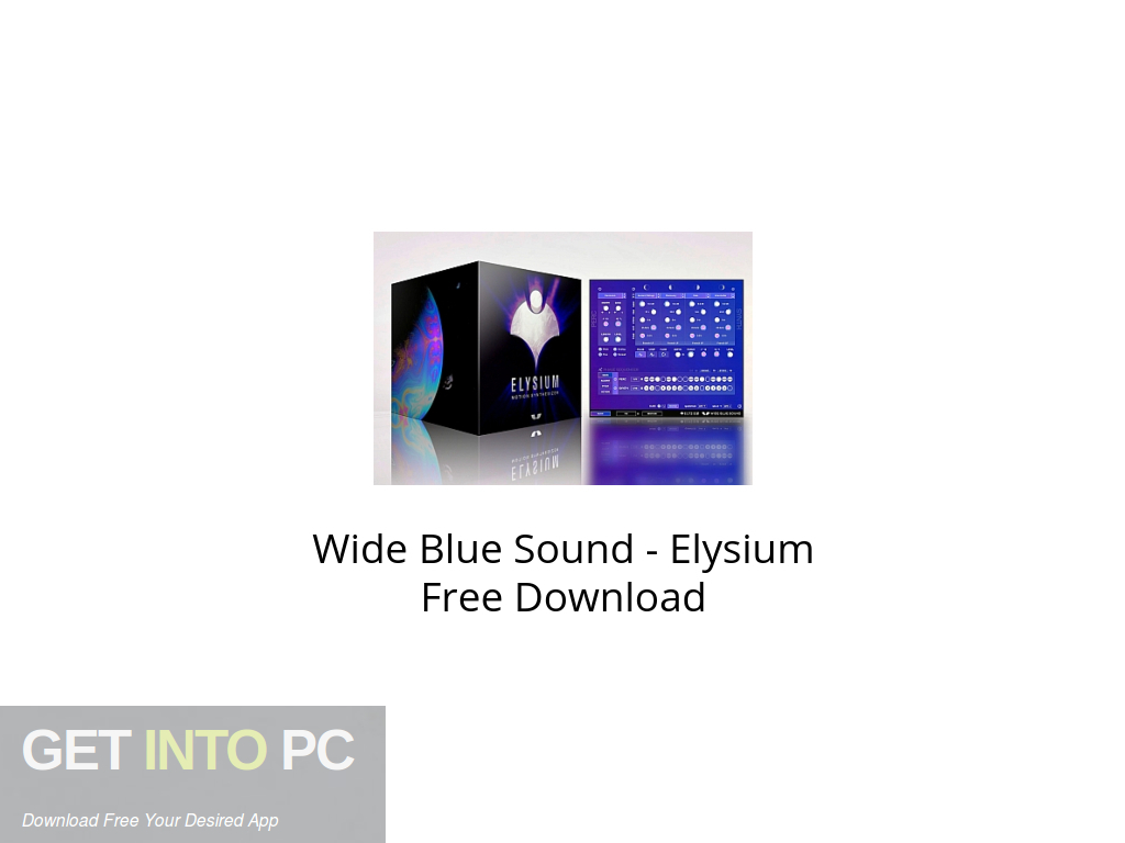 Wide Blue Sound – Elysium Free Download PcHippo