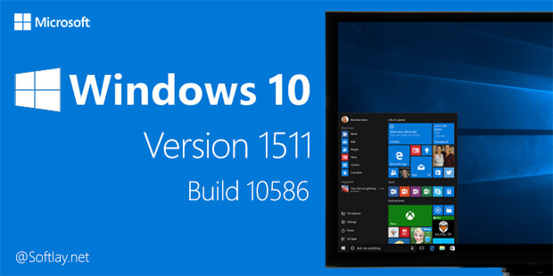 Windows 10 Version 1511 Build 10586 ISO Download [Feb 2016 Update] PcHippo
