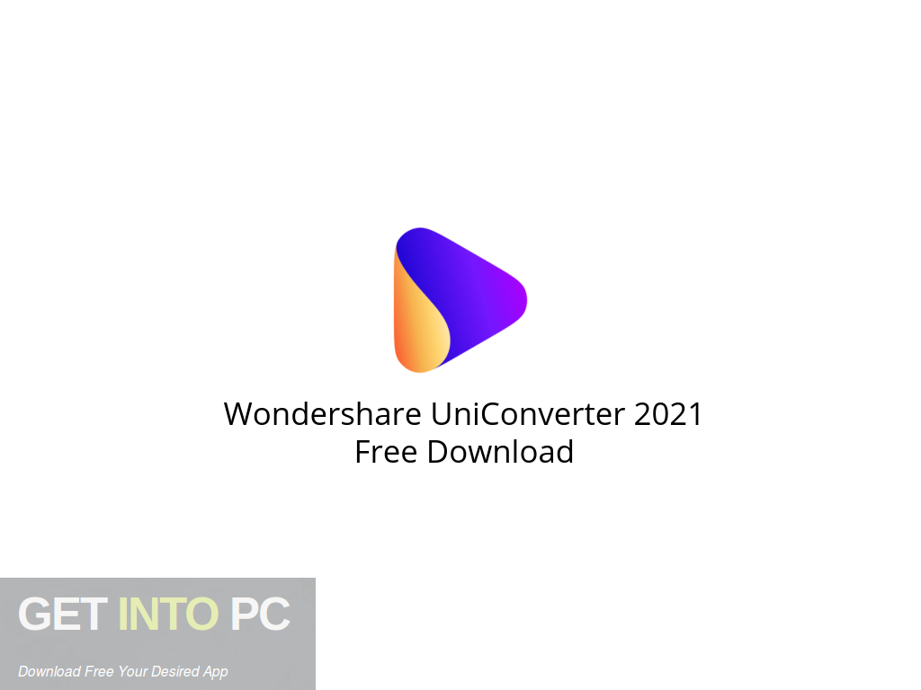 Wondershare UniConverter 2021 Free Download PcHippo