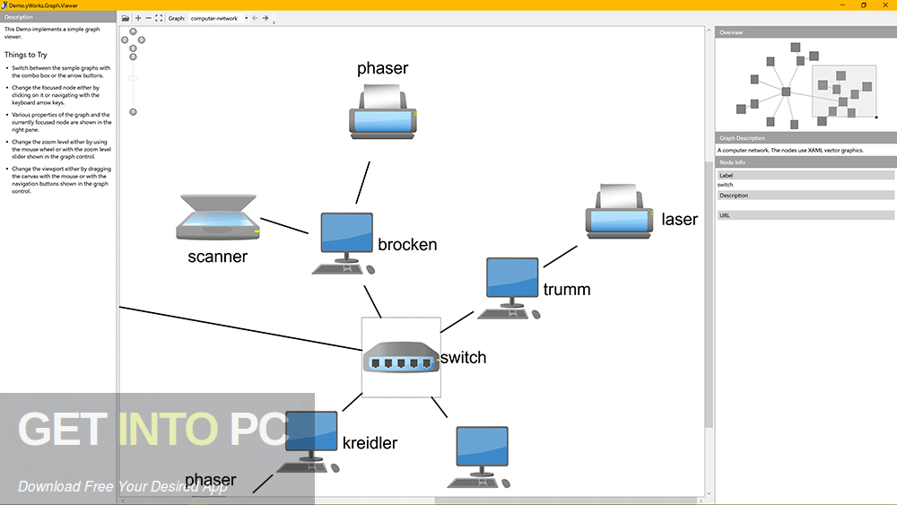 yWorks yFiles WPF Complete Direct Link Download-GetintoPC.com